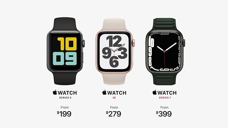 apple watch series 7 price