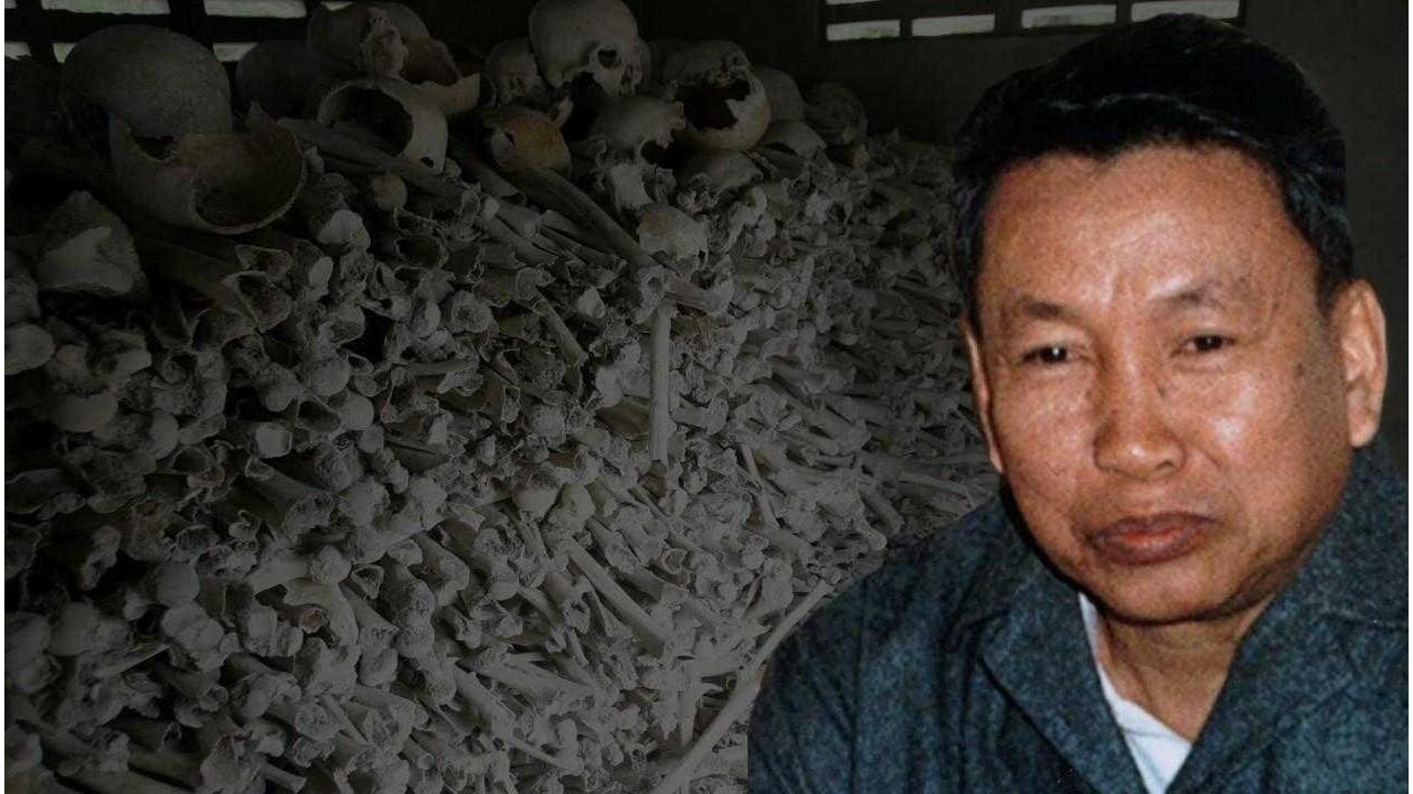 Kızıl Kmerler'in kurucusu Pol Poy