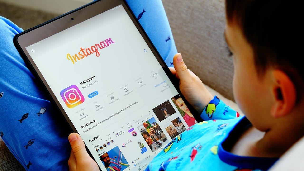 13 yaş altı instagram kullanıcıları