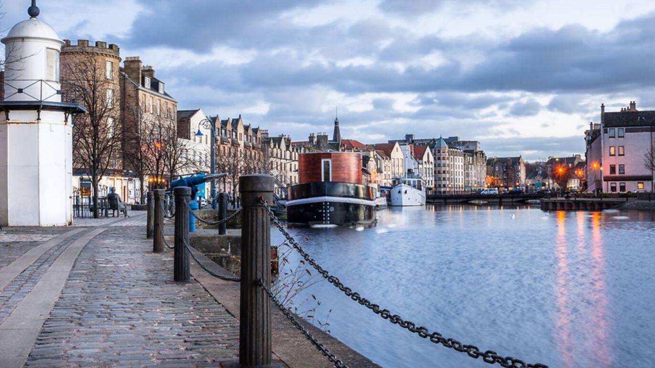 Leith, Edinburg, İskoçya